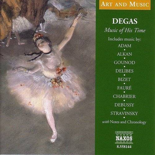 Degas: Music Of His Time (A&M) / Various