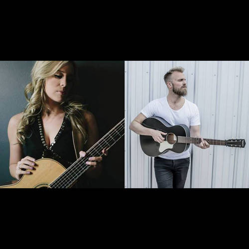 Elise Davis & Joey Landreth MAY 25 [RESERVED]