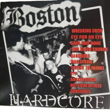 Boston Hardcore '89-91