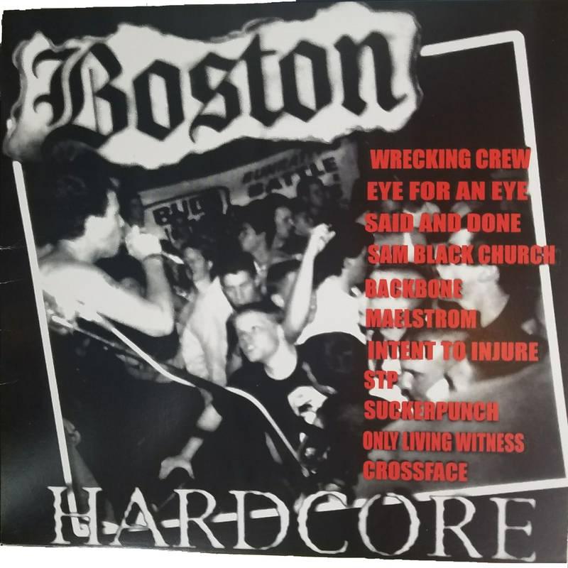 Various Artists Boston Hardcore '89 91