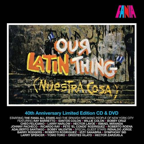 Our Latin Thing (40th Anniversary Limited Edition)