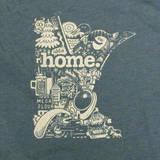 MN Home t-shirt - Navy