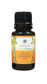 Oils - Orange Ginger 100% Pure Essential Oil Aromatherapy Blend