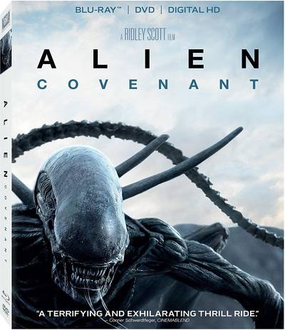 Alien [Movie] - Alien: Covenant