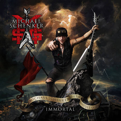 The Michael Schenker Group - Immortal [LP]