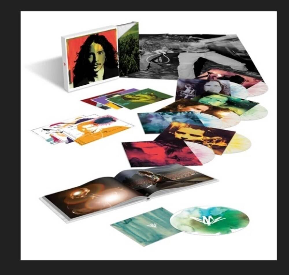 Chris Cornell - Chris Cornell [Super Deluxe Box Set]