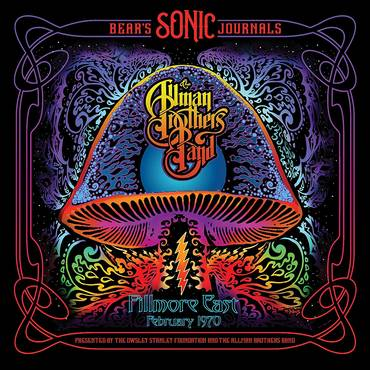 Bear's Sonic Journals: Fillmore East, February 1970 [LP]