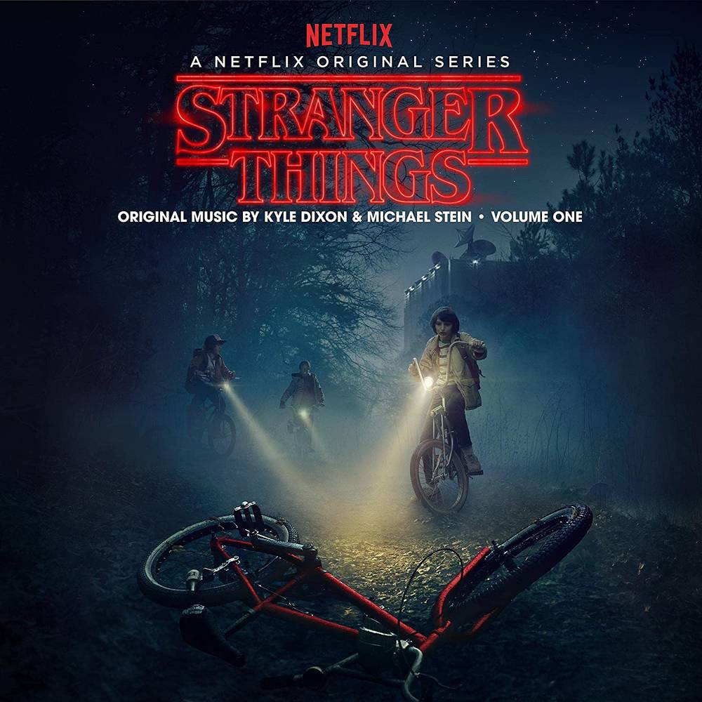 Kyle Dixon & Michael Stein - Stranger Things: Season 1 Volume 2 [Collectors Edition Variant V1 2LP]