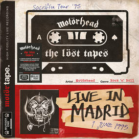 The Lost Tapes Vol.1 (Live In Madrid 1995)