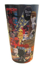 50th Anniversary Pint Glass Kristi Abbott Design