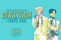 Win Tickets To BowieVision & Purple Mane!