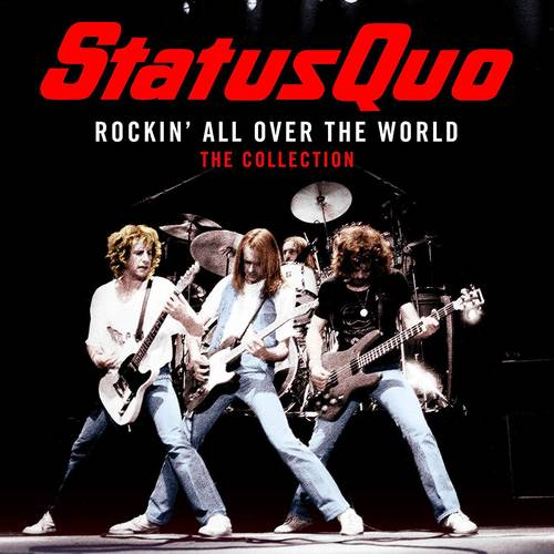 Rockin All Over The World [Import LP]