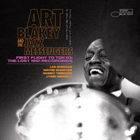 Art Blakey & The Jazz Messengers - First Flight to Tokyo: The Lost 1961 Recordings [LP]