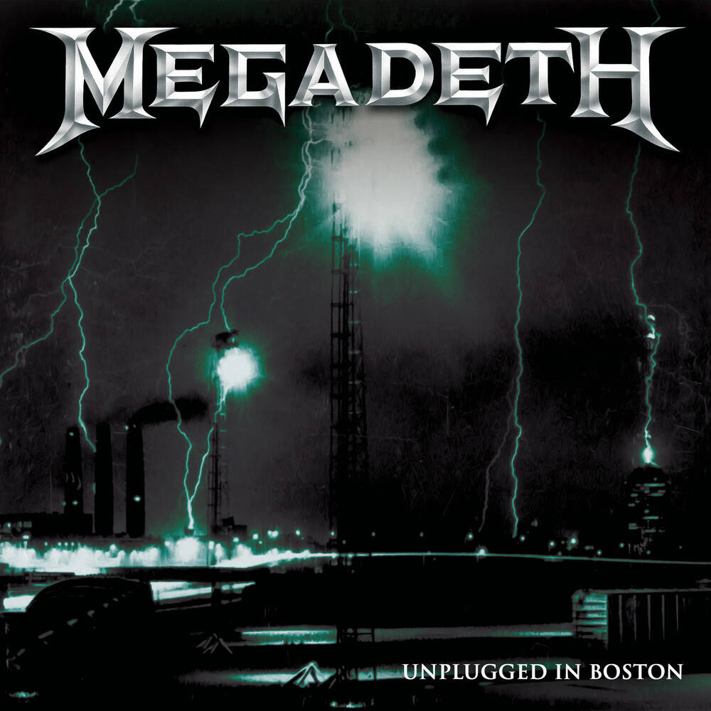 Megadeth - Unplugged In Boston [Clear LP]