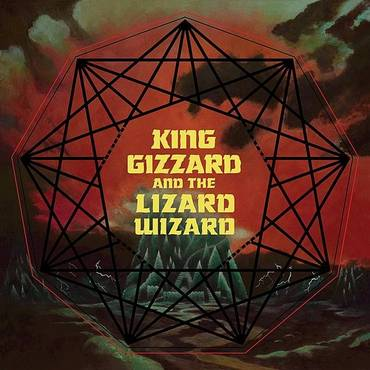 Nonagon Infinity [Yellow/Red/Black LP]