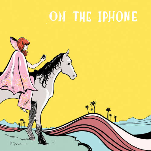 On the iPhone  [RSD BF 2019]