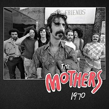 The Mothers 1970 [4CD Box Set]