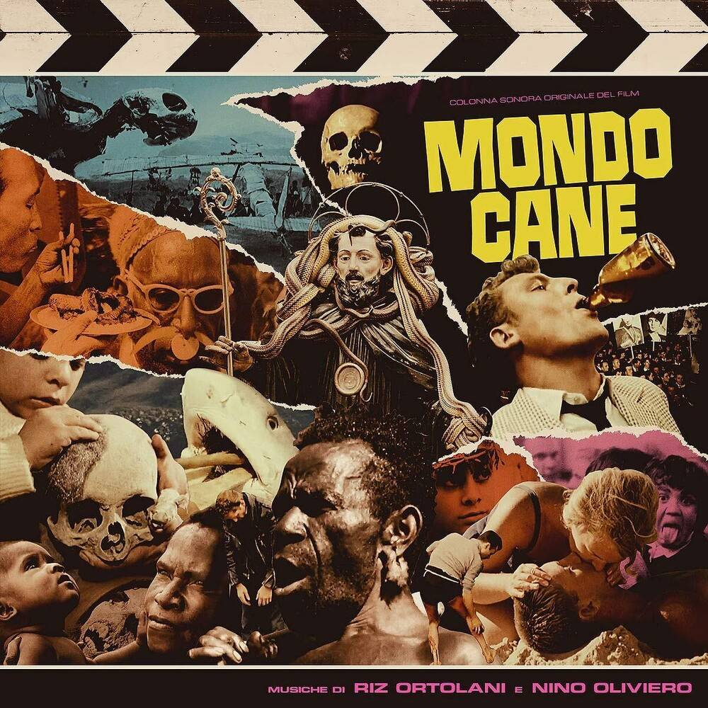 Riz Ortolani/Nino Oliviero - Mondo Cane (Original Motion Picture Soundtrack) [2 LP]