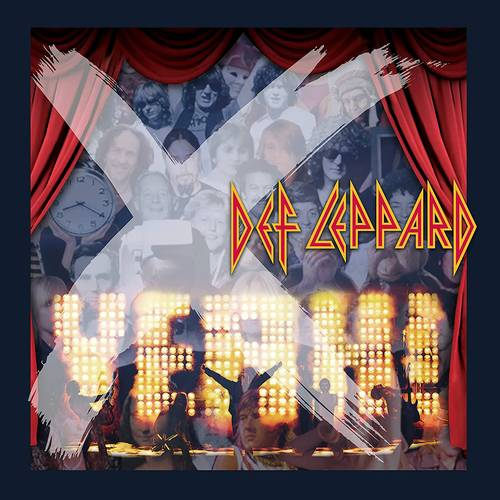 Def Leppard - Volume Three [Limited Edition 9 LP Box Set]
