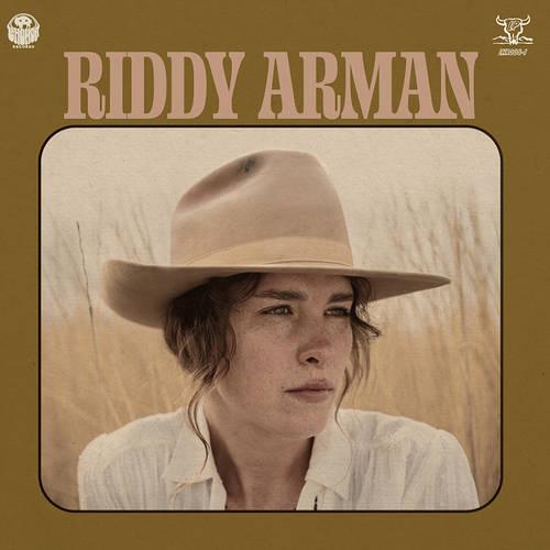 Riddy Arman - Riddy Arman [Bone LP]