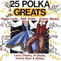 Various Artists - 25 Polka Greats