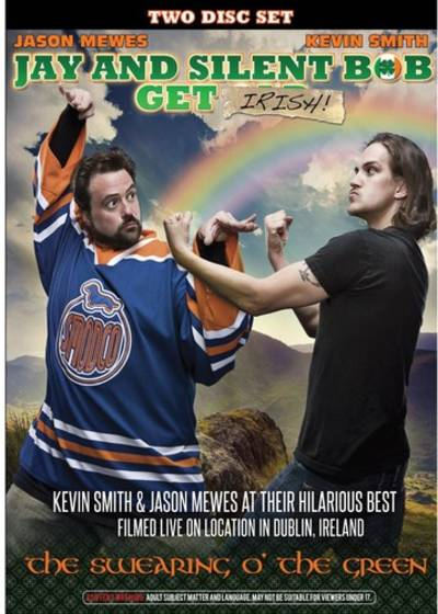 Jay & Silent Bob Get Irish-Swearing O The Green - Jay & Silent Bob Get Irish: Swearing O The Green
