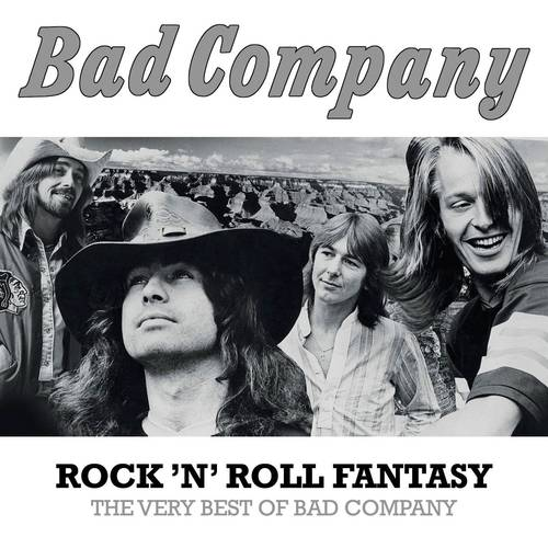 Rock 'N' Roll Fantasy: The Very Best Of Bad Company [Import Vinyl]