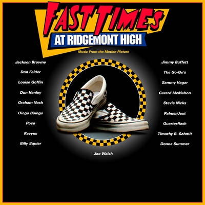Various Artists - Fast Times At Ridgemont High [SYEOR 2017 Exclusive 2LP]