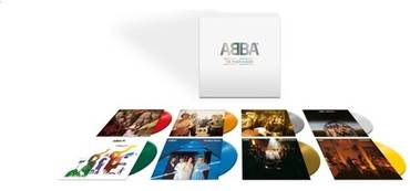 ABBA - The Vinyl Collection [Limited Edition Colored 8LP Box Set]