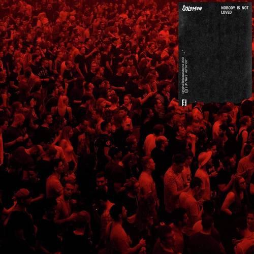 Solomun - Nobody Is Not Loved [White LP]