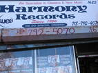 harmony records