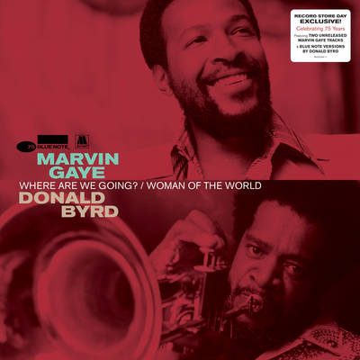 Blue Note RSD Exclusive - Marvin Gaye / Donald Byrd