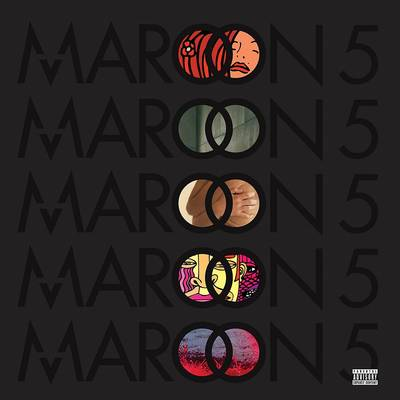 Maroon 5 - The Studio Albums [5 LP Box Set]
