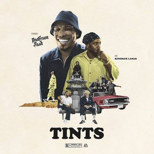 Tints (Feat. Kendrick Lamar) - Single