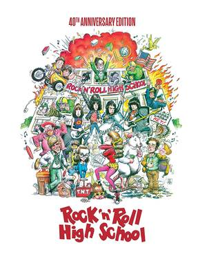 Rock 'N' Roll High School [Movie]