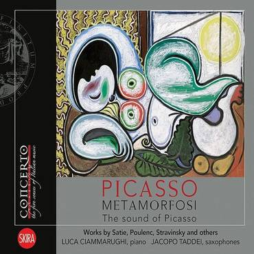 Picasso Metamorfosi: The Sound Of Picasso