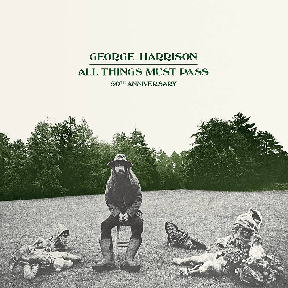 George Harrison - All Things Must Pass: Remastered [Super Deluxe 8LP]