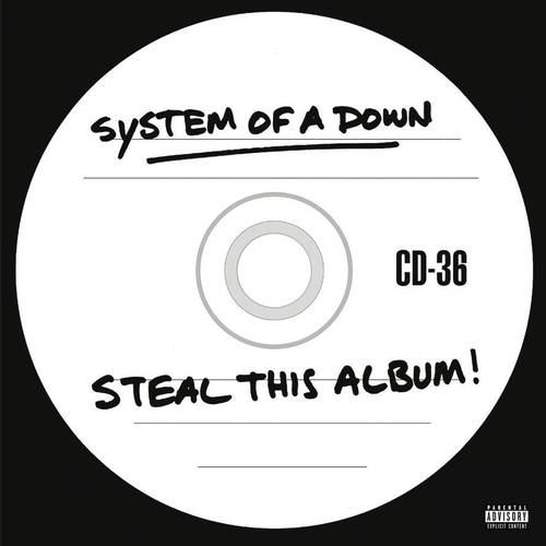 Steal This Album! [LP]