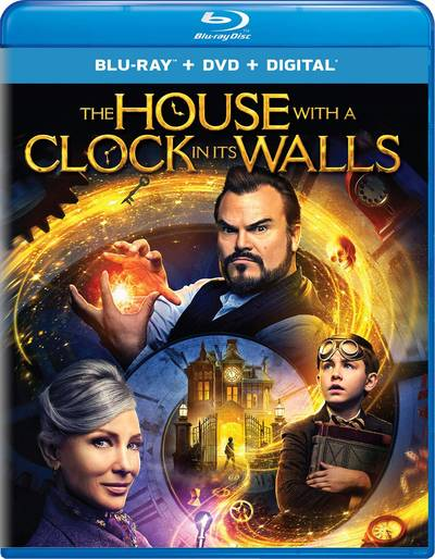 The House With a Clock In Its Walls [Movie] - The House with a Clock in Its Walls