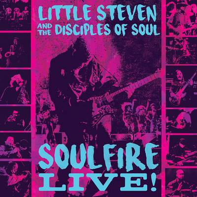 Little Steven - Soulfire Live! [Blu-ray]