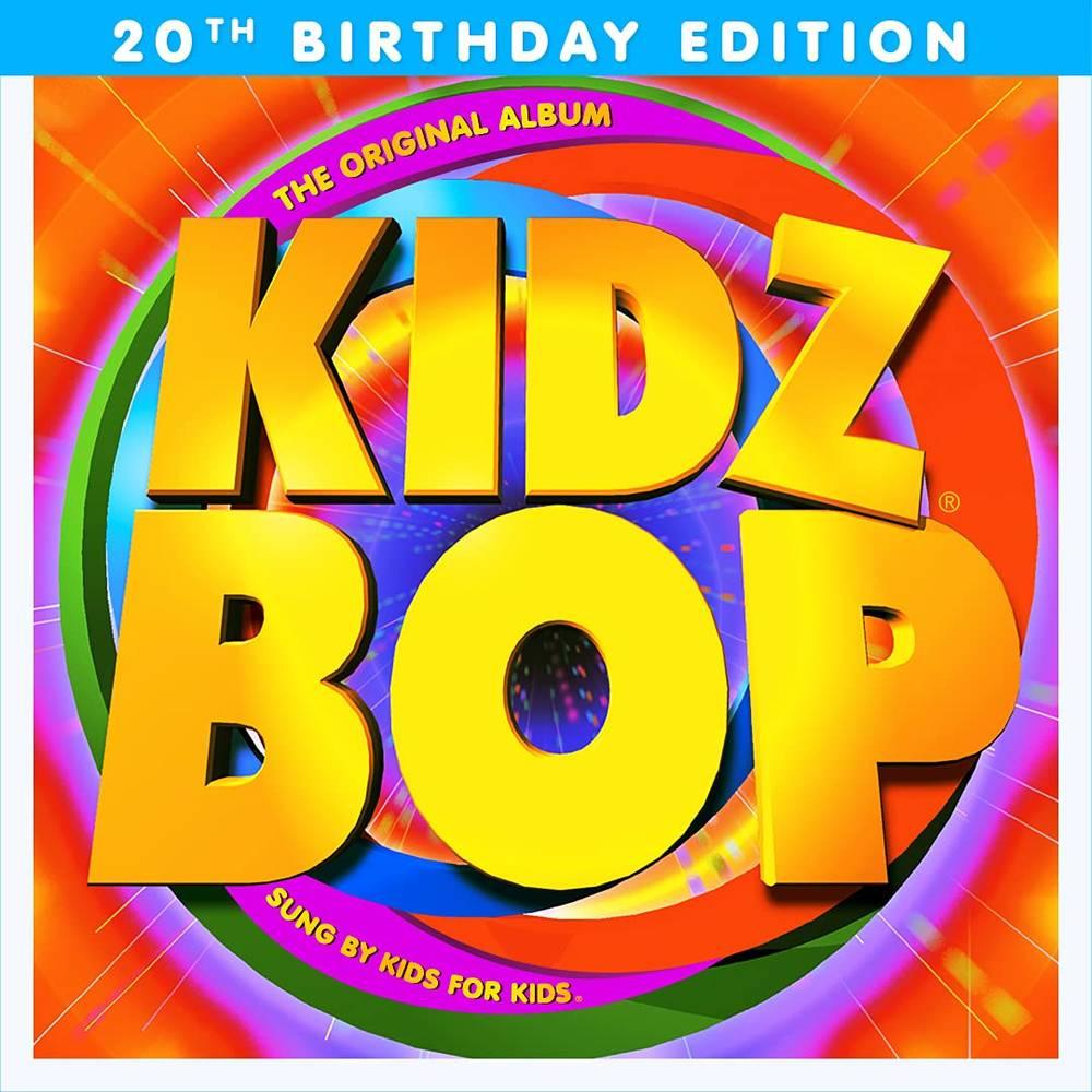 Kidz Bop - KIDZ BOP 1: 20th Birthday Edition [Blue LP]