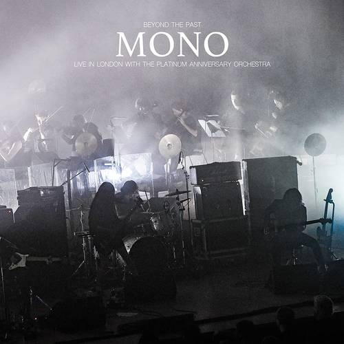 Mono - Beyond The Past - Live in London with the Platinum Anniversary Orchestra [Iridescent Mother of Pearl w/ Blue Undertones 4LP]