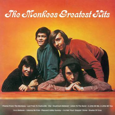The Monkees Greatest Hits [LP]