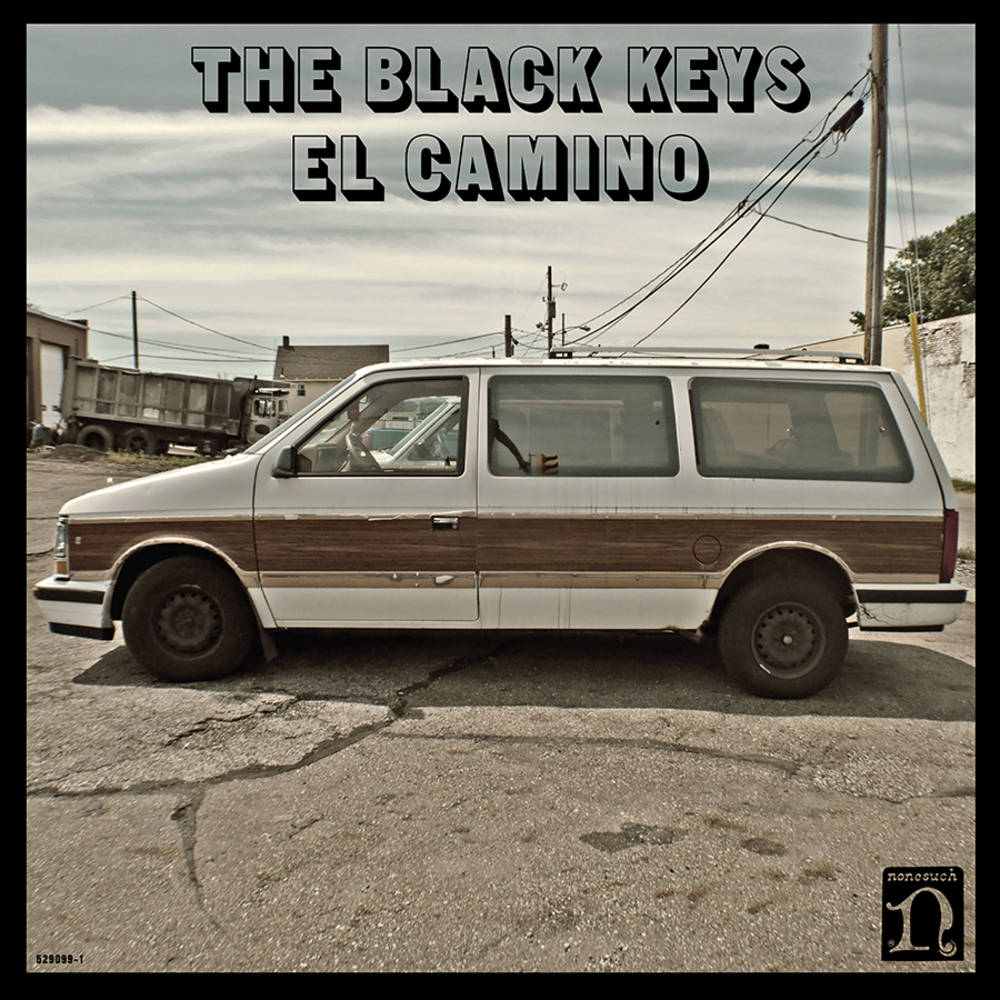 The Black Keys - El Camino: 10th Anniversary Edition [Super Deluxe 5LP]