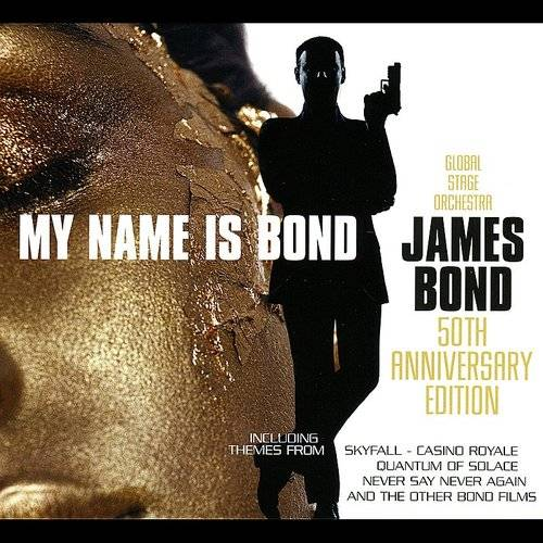 My Name Is Bond: James Bond: 50th Anniversary Edit [Import]