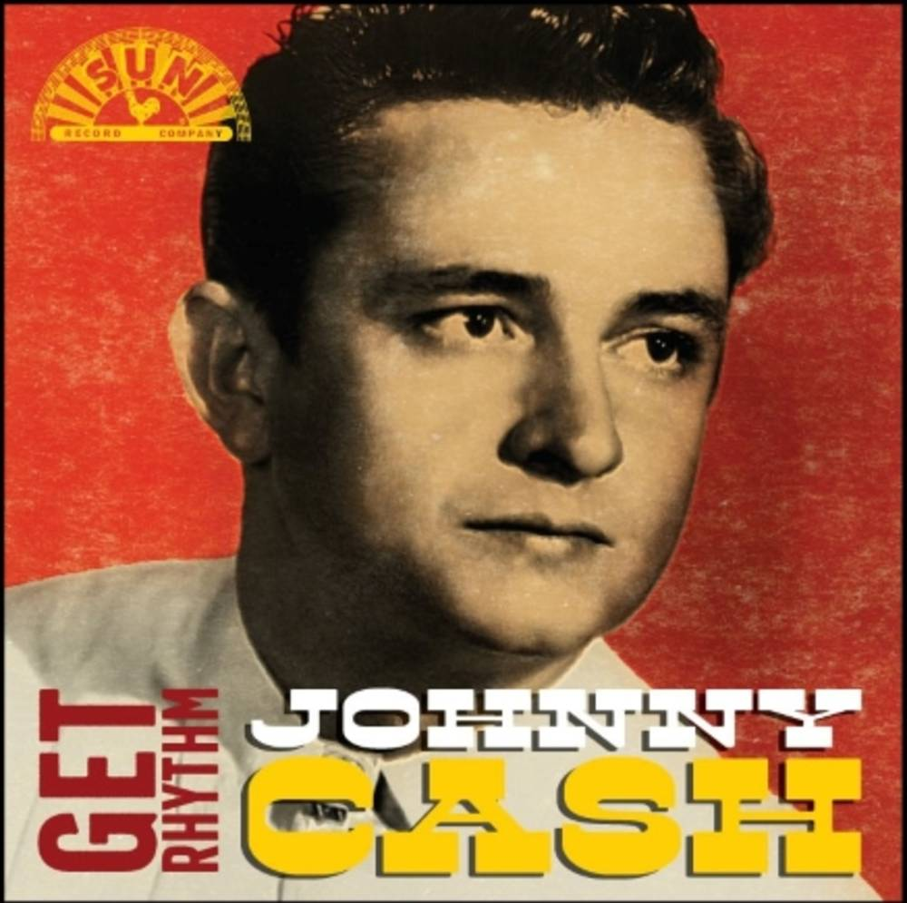 Johnny Cash - Get Rhythm [RSD BF 2020]
