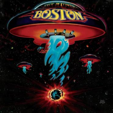 Boston [Limited Anniversary Edition Red LP]