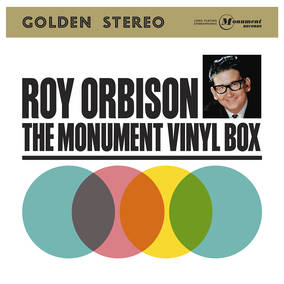 The Monument Vinyl Box