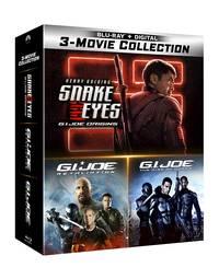 G.I. Joe - G.I. Joe: 3-Movie Collection