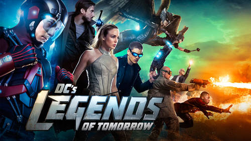 DC's Legends of Tomorrow [TV Series]